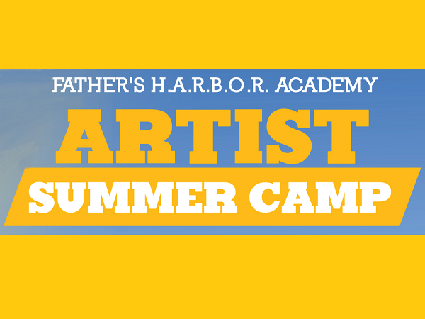 Artist Summer Camp at Father's H.a.r.b.o.r. Academy